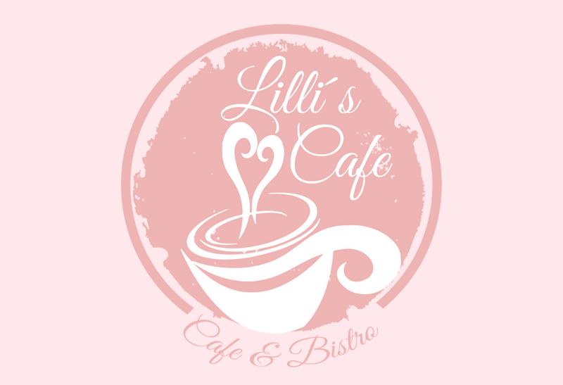 Lillis Logo Herz Logo-Design