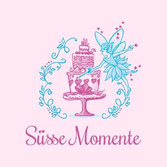 Herz-Logo Design Süße Momente