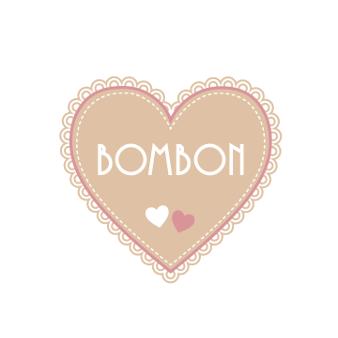 Herz Logo Essen BomBon