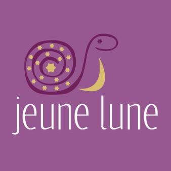 Gesundheitsbranche Herz Logo Jeune Lune 596127