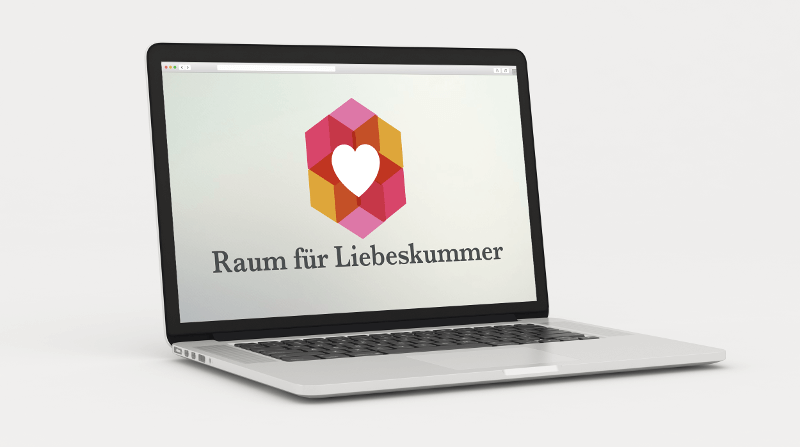 Herz Logo Gesundheitsbranche 343396 Raum für Liebeskummer