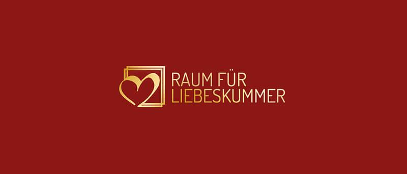 Herz Logo Gesundheitsbranche Raum Für Liebeskummer 343396