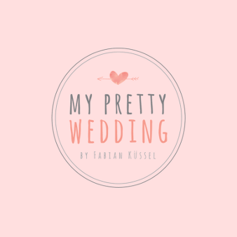 My Pretty Wedding Online Shop Herz Logo 973298