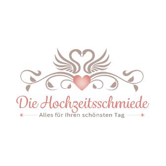 Logo Herz Hochzeitsschmiede Planung