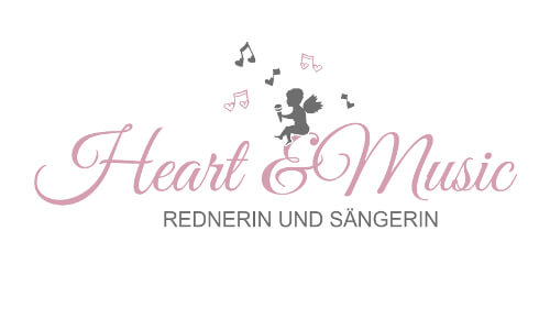 Herz Logo Musik Heart and Music