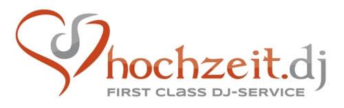 Musik-Logo hochzeit.dj
