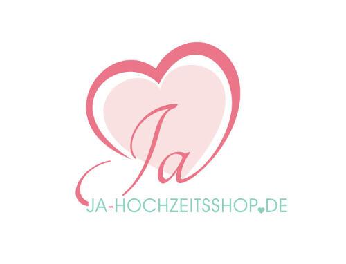 Ja-Hochzeitsshop Logo- Design