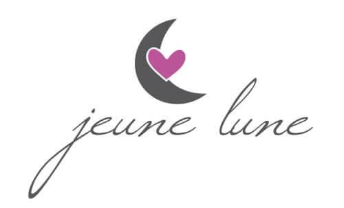 Herz Logo Jeune Lune Schwangerschaft Praxis