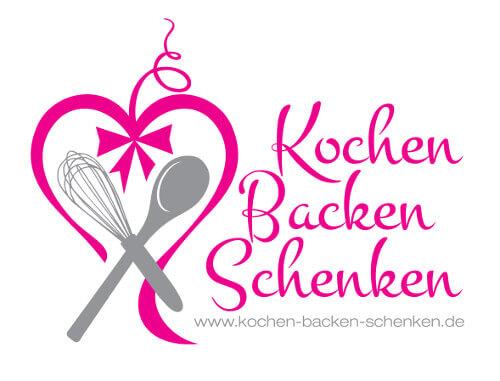 Logo Kochen Backen Schenken