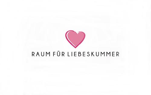 Herz Logo Raum für Liebeskummer Praxis