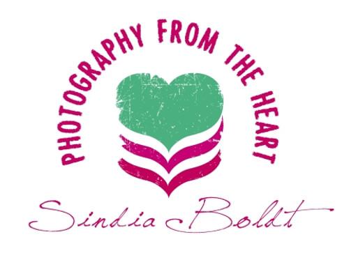 Logo-Design Hochzeitsfotografie Sindia Boldt