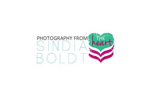Hochzeitslogo Fotografie Sindia Boldt