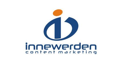 innewerden content marketing start up logo-design