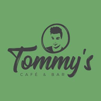 Tommys café bar logo