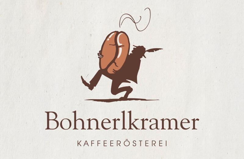 bohnerlkramer kaffeerösterei logo