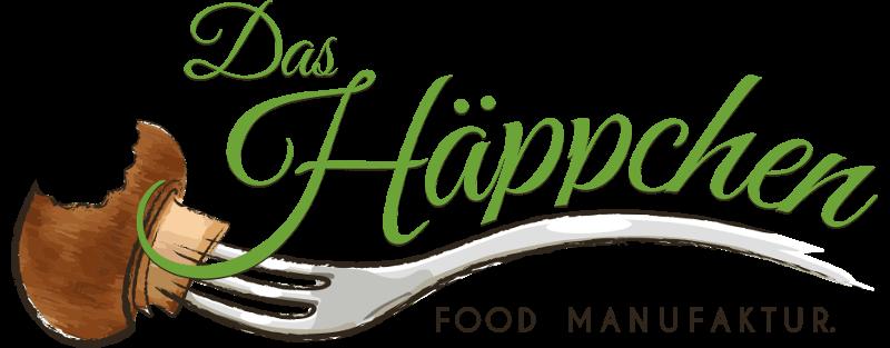 das häppchen food manufaktur logo café