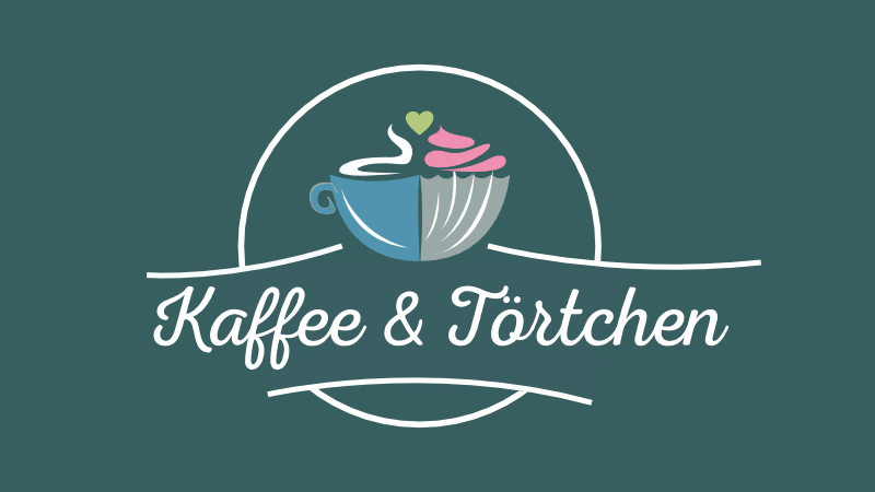 kaffee & törtchen café logo
