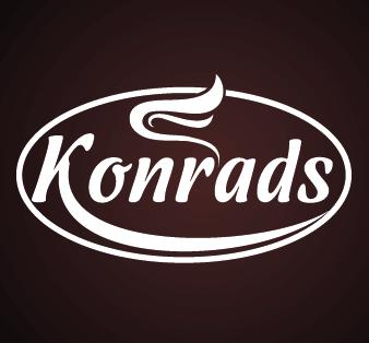 konrads bistro logo café