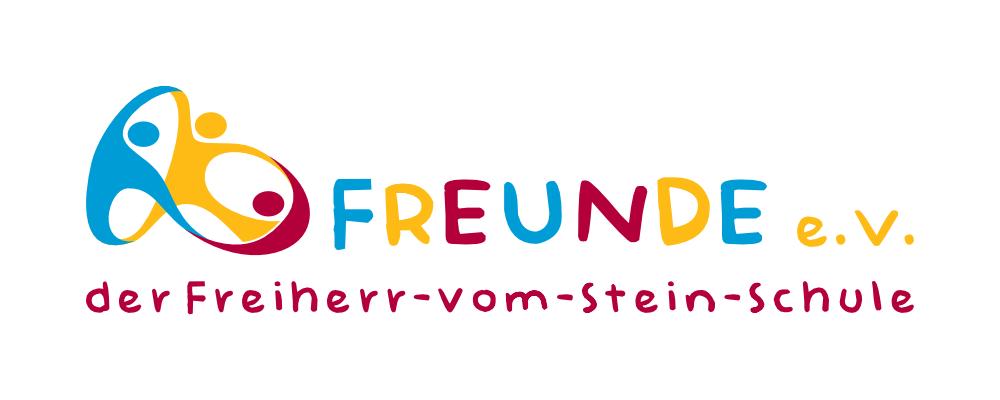Förderverein Logo Design Freunde der Freiherr-vom-Stein-Schule