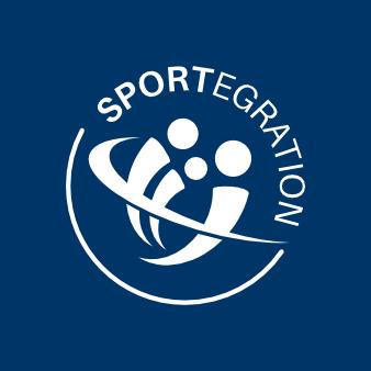 Gemeinnütziger Verein Flüchtlingsprojekt Logo Sportegration