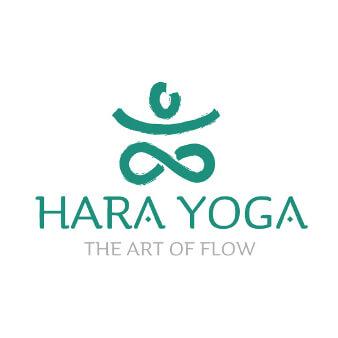 Hara Yoga Logo Design