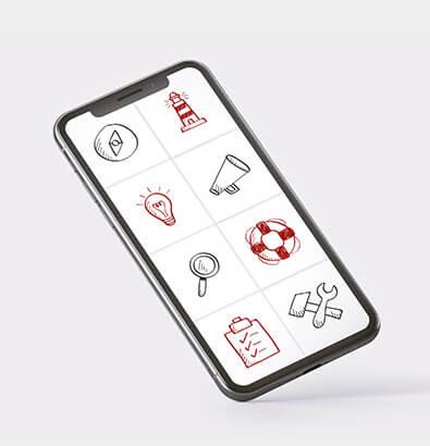Icon Design erstellen Coaching