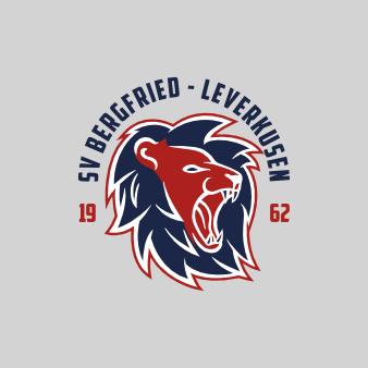 Logo Design Sportverein SV Bergfried Leverkusen
