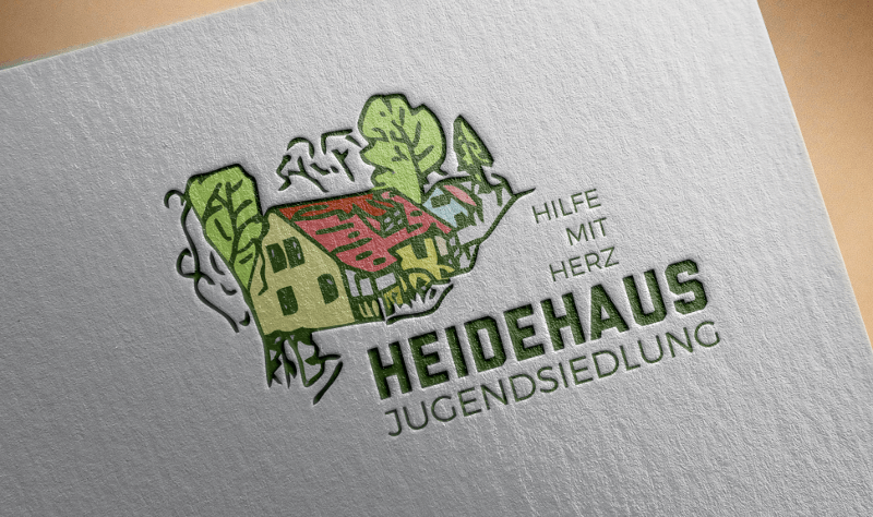 Logo Förderverein Heidehaus Jugendsiedlung
