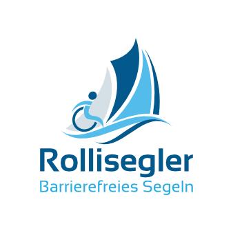 Logo Förderverein gemeinnütziger Verein Rollisegler Segelverein Logo