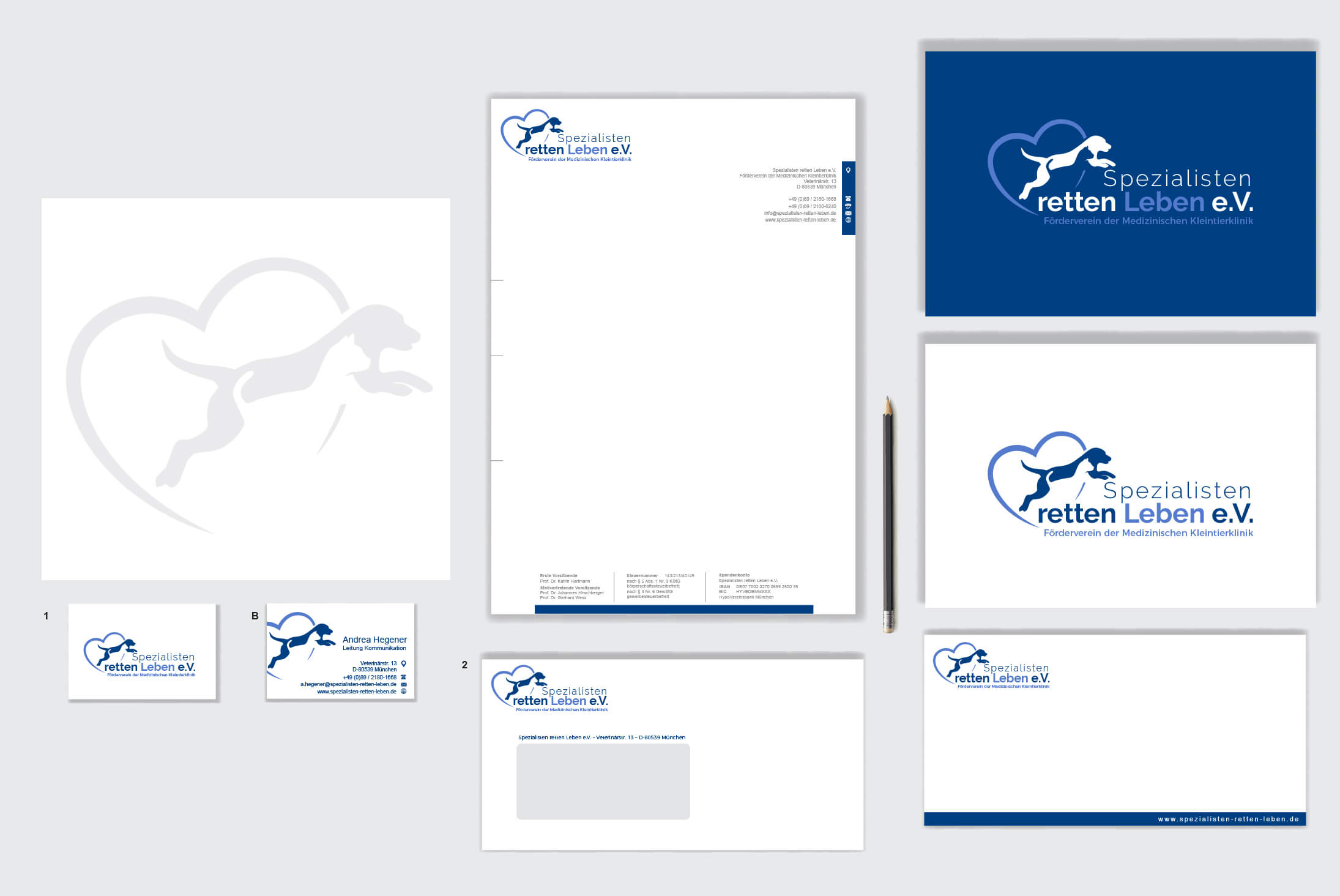 Logo Förderverein medizinische Kleintierklinik