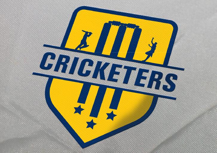 Logo Sportverein Cricket Team