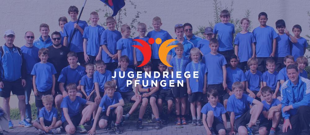 Logo Sportverein Jugendriege Leichtathletik Verein