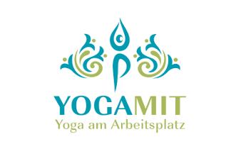 Logo Yoga Arbeitsplatz YogaMit