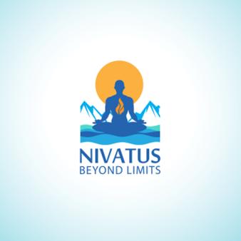 Nivatus Yoga Logo Design