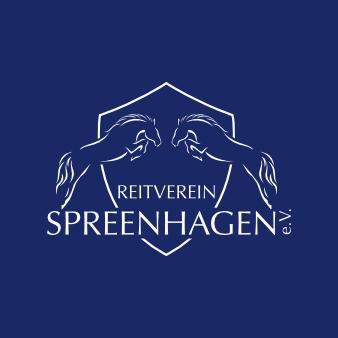 Reitverein Spreenhagen Logo Vereinslogo