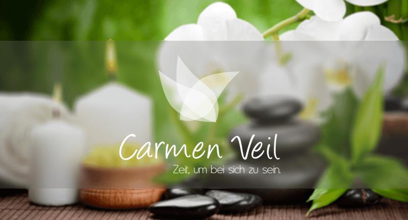 Shiatsu Logo Carmen Veil