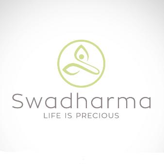 Swadharma Yoga Logo rund