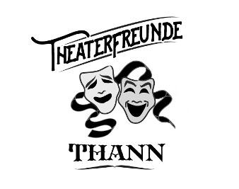 Theaterfreunde Thann Logo Design Förderverein