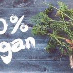 Vegan Logo Vegetarisch