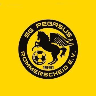 Vereinslogo Logo Fußball SG Pegasus Rommerscheid