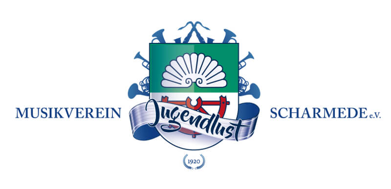 Vereinslogo Musikverein Jugendlust Scharmede