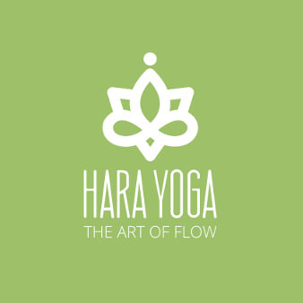 Yoga Logo Design Hara Yoga