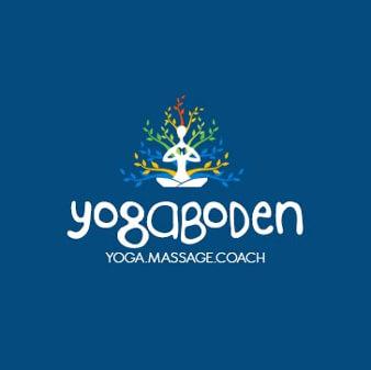 Yoga Logo Design YogaBoden