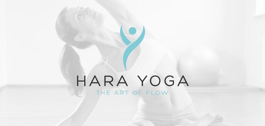 Yoga Logo Hara Yoga