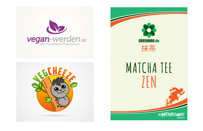 veganes Design vegane Verpackung