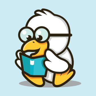 vogel logo design maskottchen niedrlich