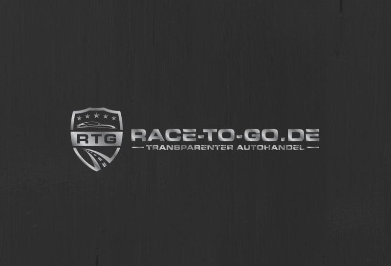 Autohandel Logo Design Auto Race-To-Go.de