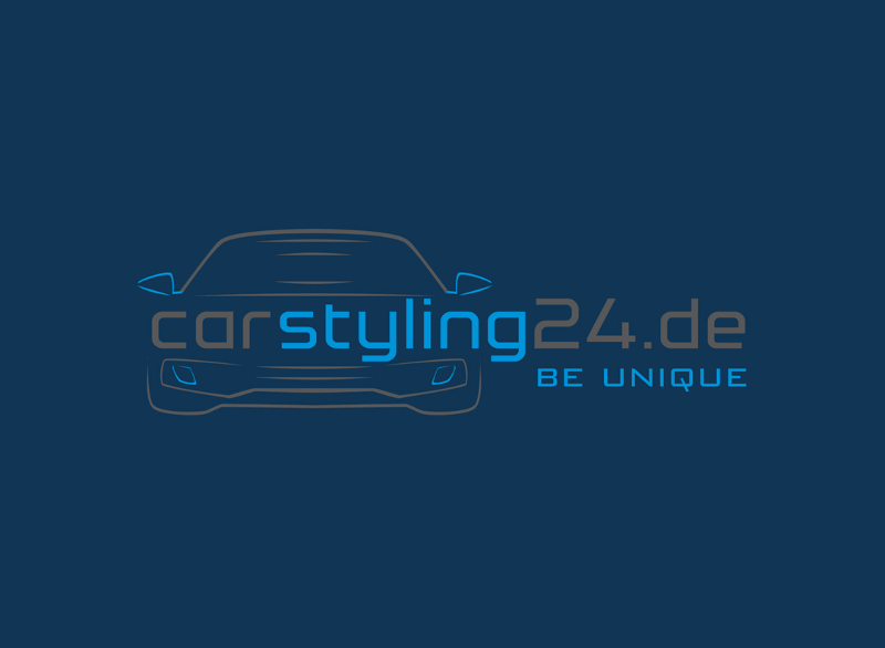 Auto Logo Design Carstyling24.de Online Shop Be Unique