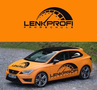 Autologo Design Fahrschule Lenkprofi Autofahrlehrer