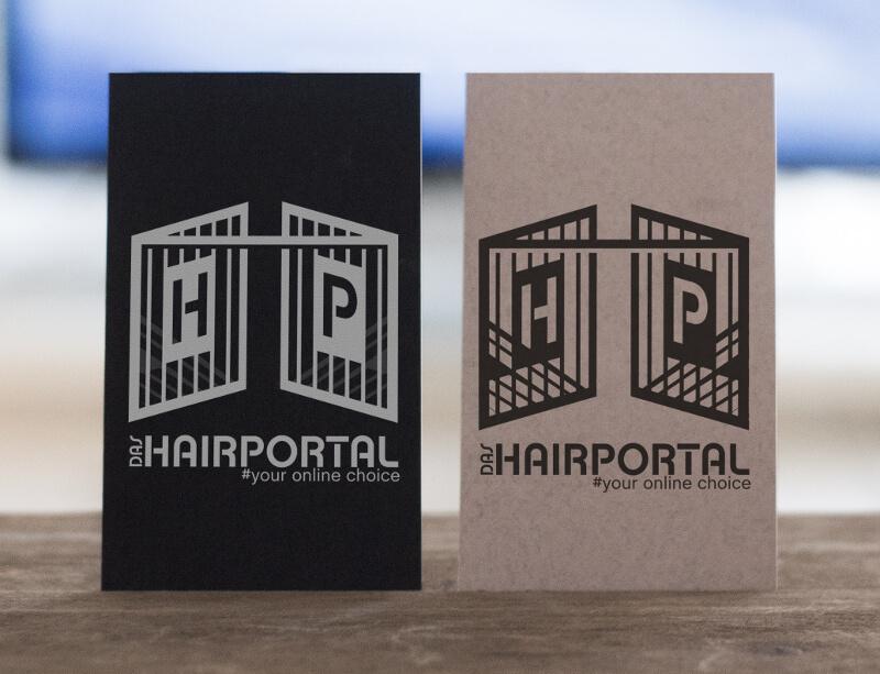 Beauty Logo Online Shop Das Hairportal 137869